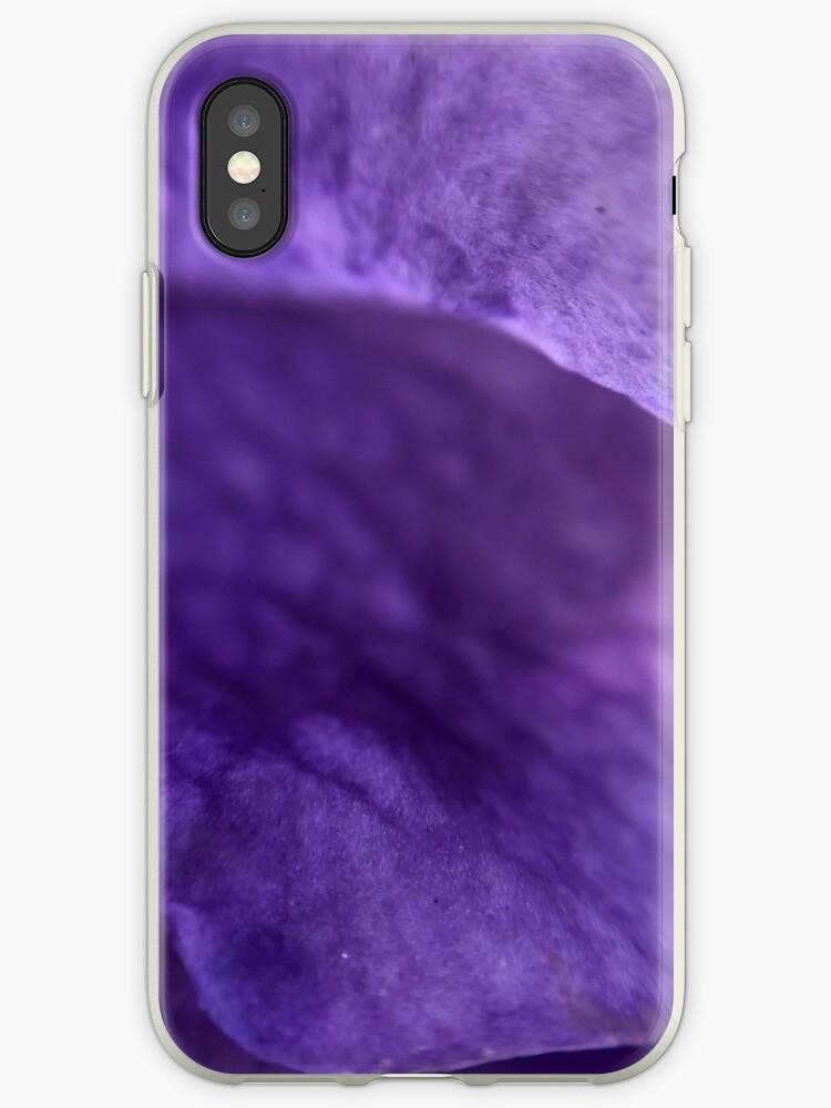 Purple flower by Zane