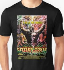 Citizen Toxie: The Toxic Avenger IV Unisex T-Shirt