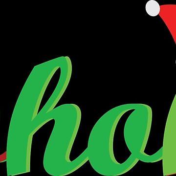 Christmas | Hohoho Santa Claus by DesDesigner