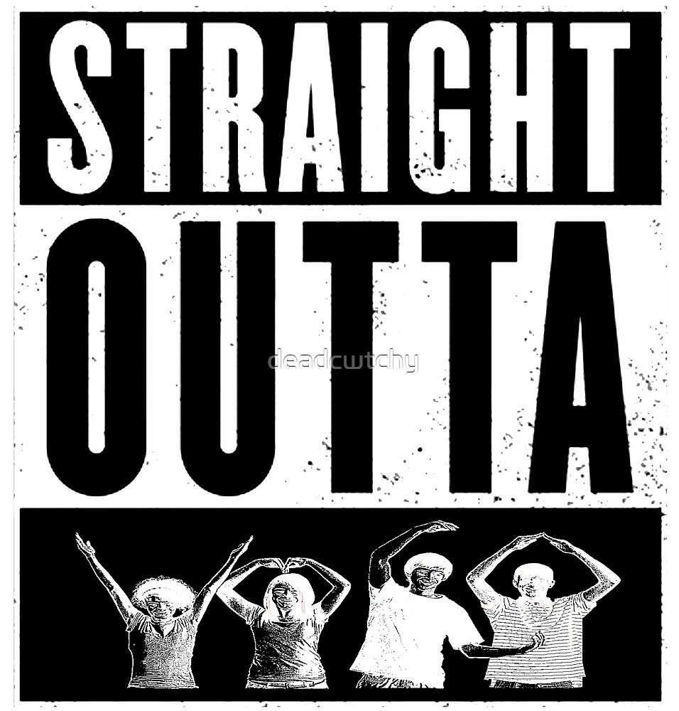 Straight Outta YMCA by deadcwtchy