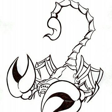 Scorpio by ToddToomer