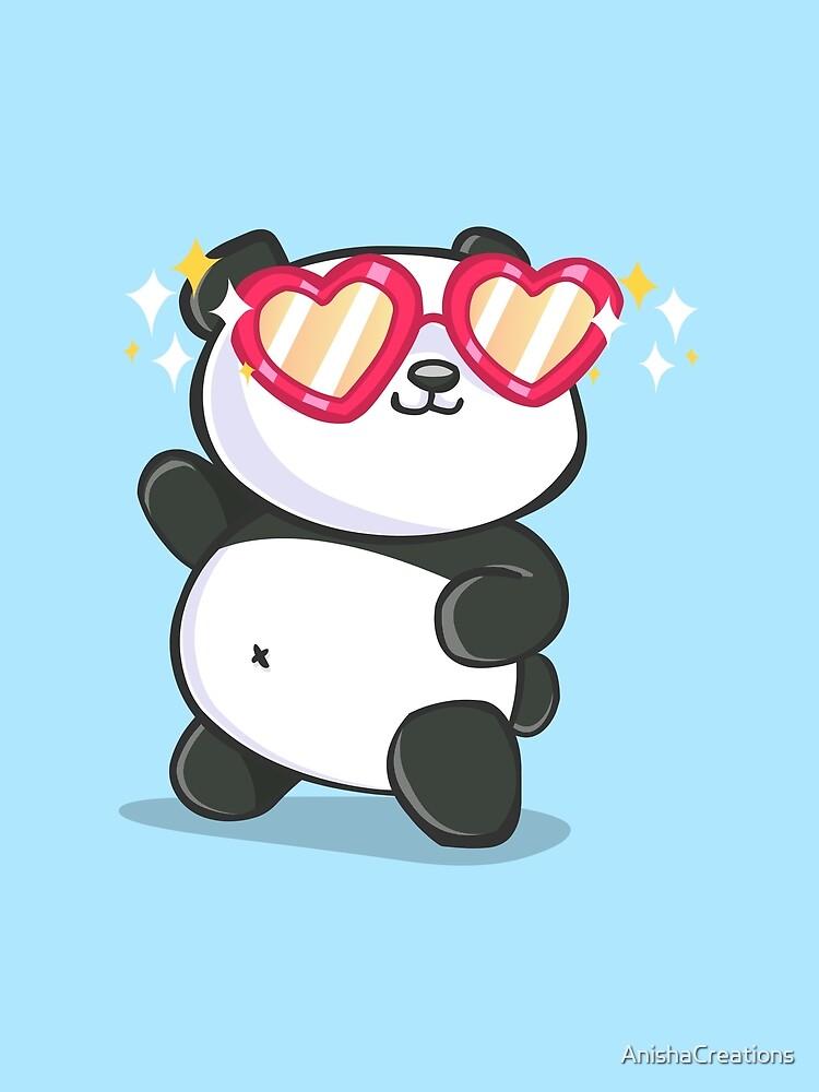 Fabulous Panda by AnishaCreations