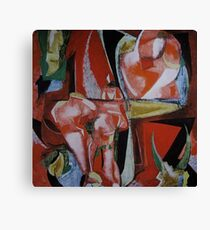 Measure for Measure Canvas Print