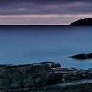 Shore at Secret Sunrise by OldBirch