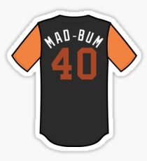 Madison Bumgarner Players' Weekend Sticker