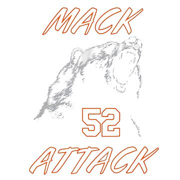 Mack Attack Bear Beast Chicago Welcome New Player by kikile457