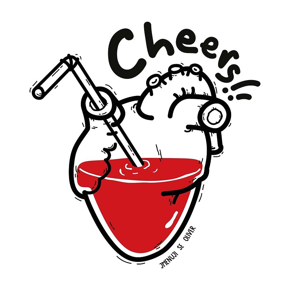 Cheers! 2 by jmenujiseoliver