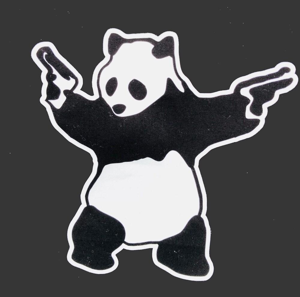 Panda by MworldTee