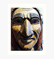 [P1020717 _GIMP] Art Print