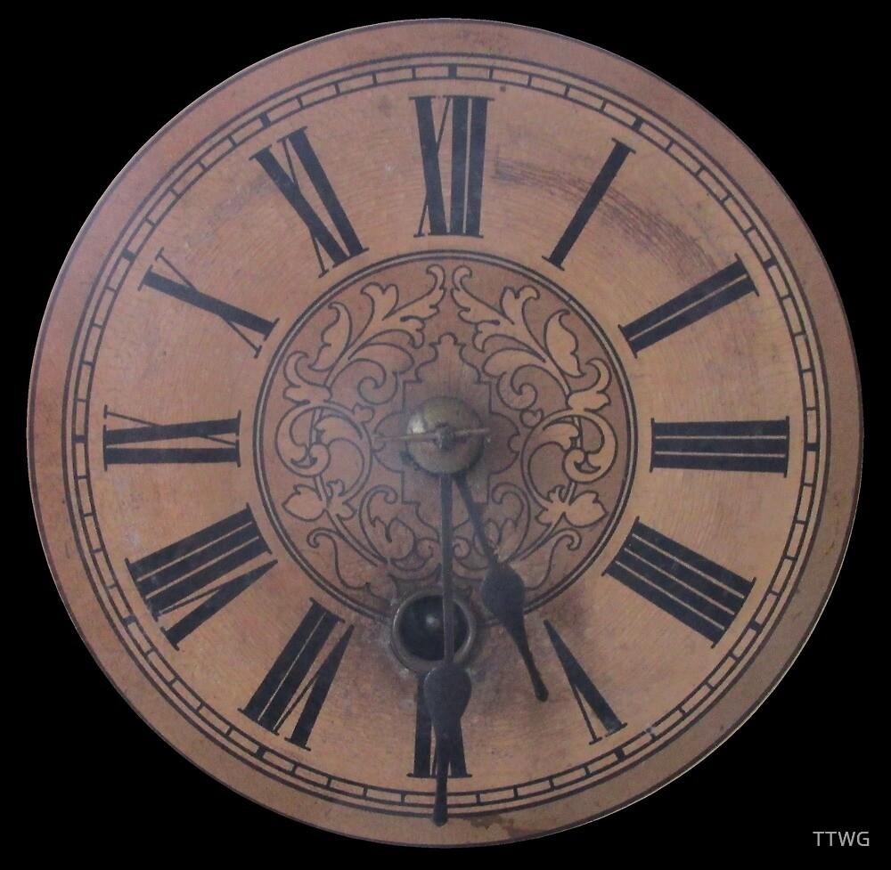 Steampunk Clockface by TTWG