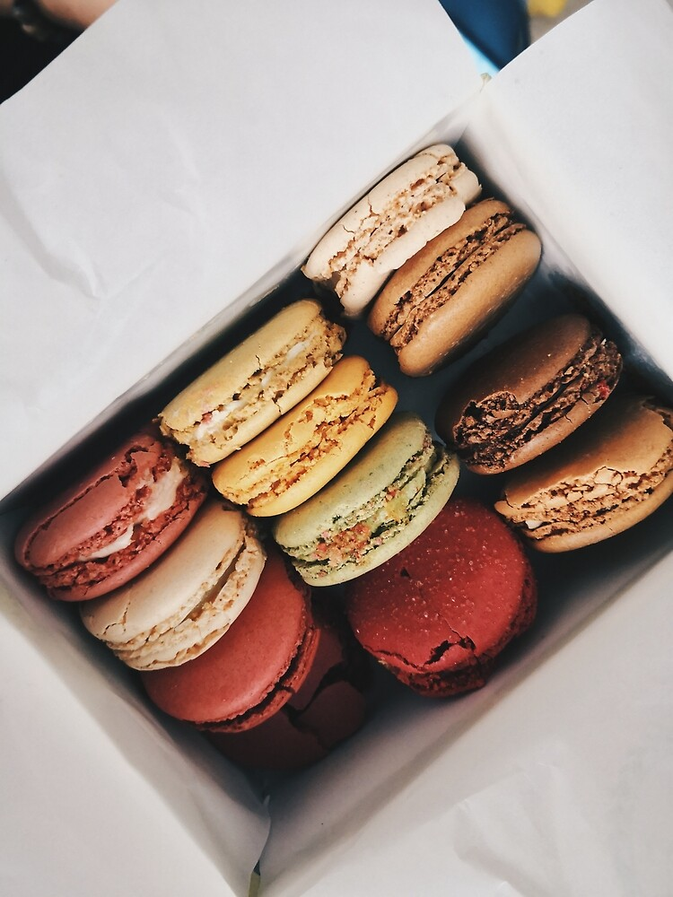 French Macarons by Moretessa