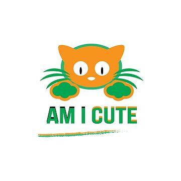 sweet cat by xeron32