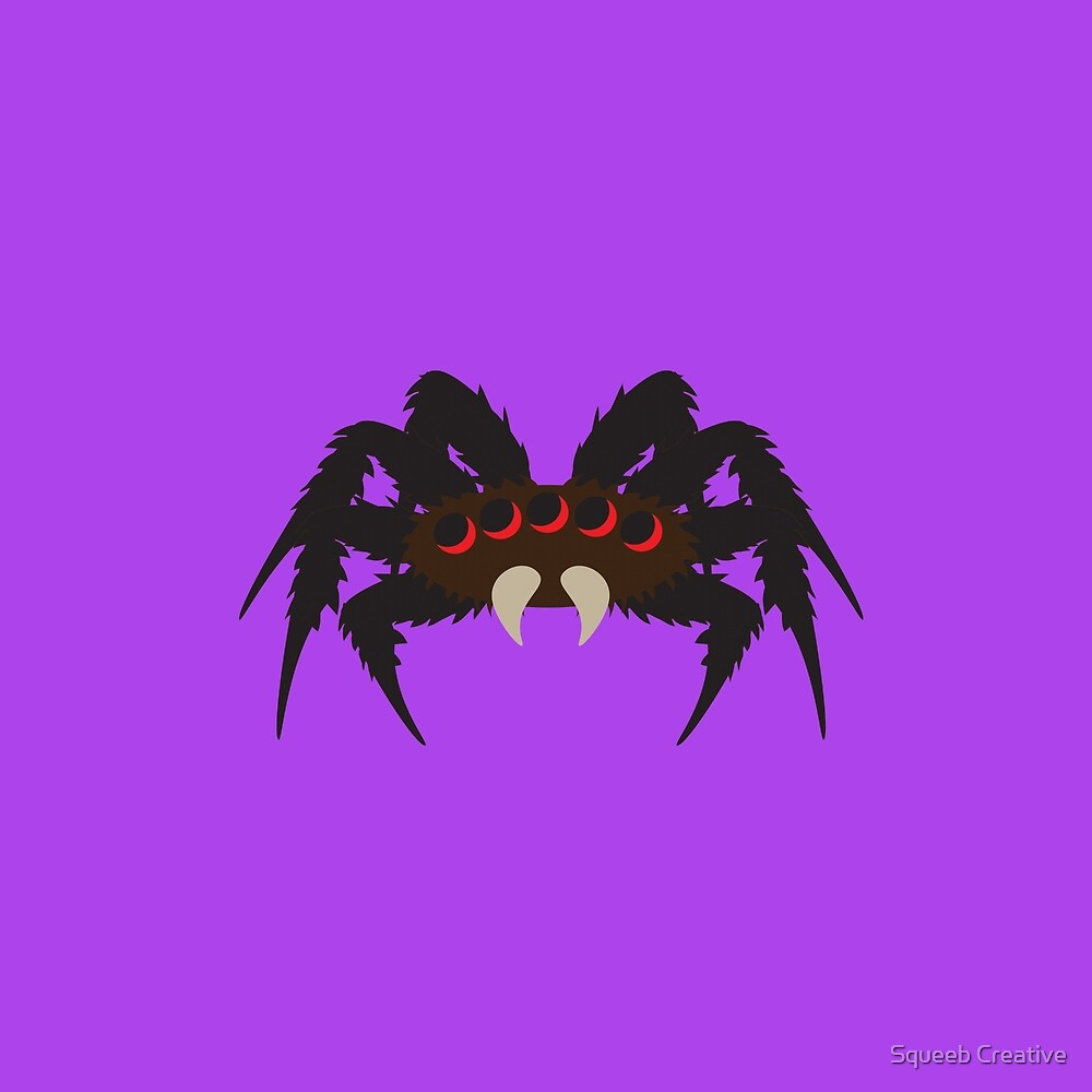 Itsy Bitsy Spider! Hairy Jack by Squeeb Creative