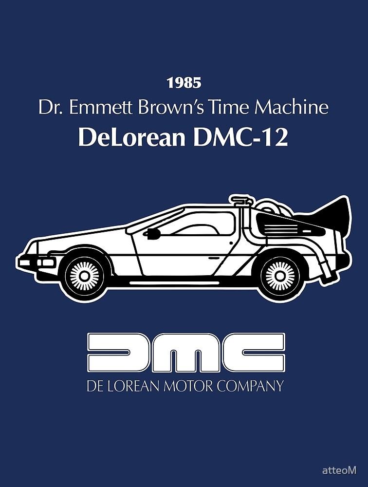 DMC - 12 by atteoM