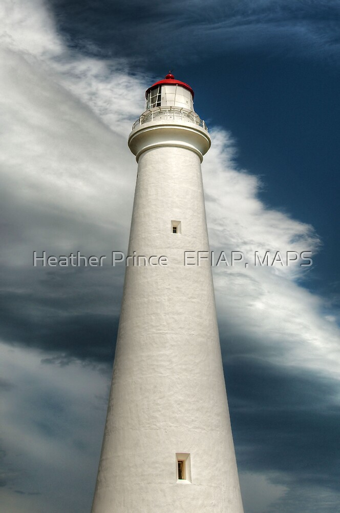 Airey's Inlet Lighthouse by Heather Prince