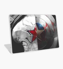 The Shield and the Soldier Laptop Skin