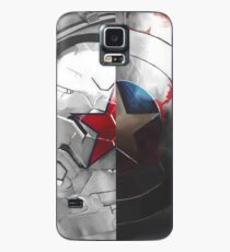 The Shield and the Soldier Case/Skin for Samsung Galaxy