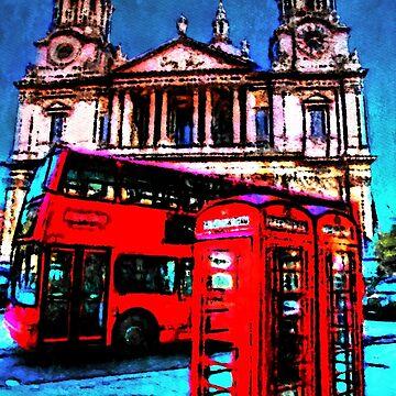 London St Pauls by henryharrison