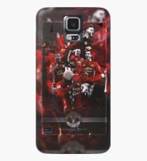 manchester united fullteam Case/Skin for Samsung Galaxy