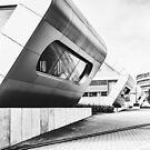 Duisburg Innenhafen von Peter Kaul