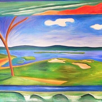 Golf . Quinta do Lago . Algarve by terezadelpilar
