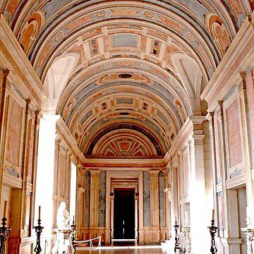 Mafra Convent by terezadelpilar