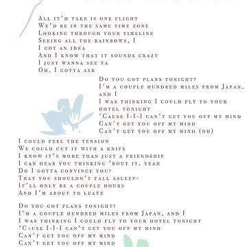 Lost In Japan Lyrics by Beginartist