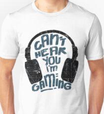 Camiseta unisex No puedes levantar