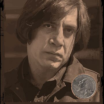 No Country For Old Men - Anton Chigurh - Javier Bardem - Call It by quark