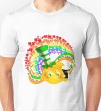 Erin Emerald - Irish Puffgirl Unisex T-Shirt