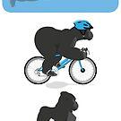 Gorilla Triathlon by grumpyteds