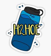 H2Hoe  Sticker