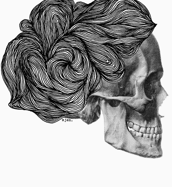 skull per saeta by sjem ©