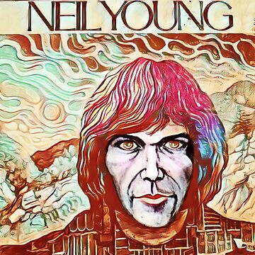 Neil Young Design  by lisaartlife1