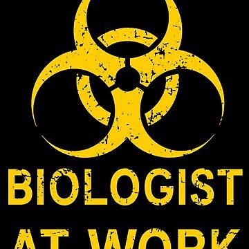 Biologists Bio Hazard by mtsdesign
