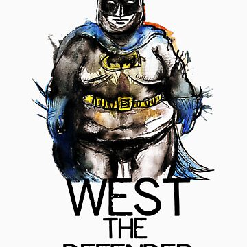 Adam West?...the defender by westthedefender