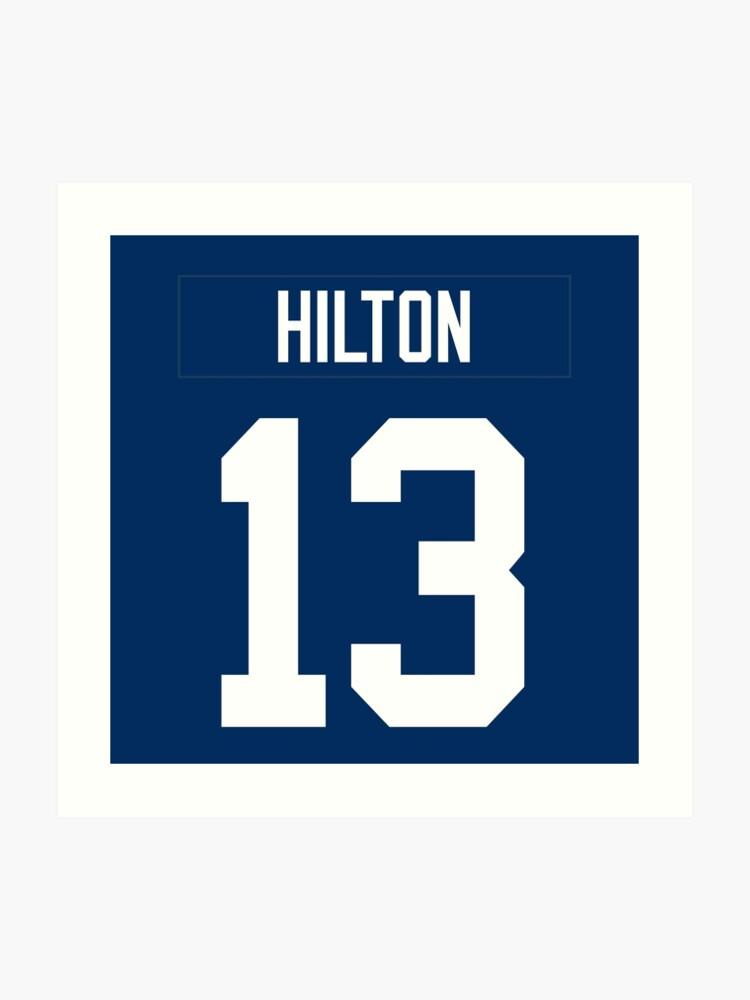 newest 0dbb2 f7f04 TY Hilton Jersey Case | Art Print