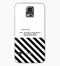 Off White GALAXY CASE Case/Skin for Samsung Galaxy