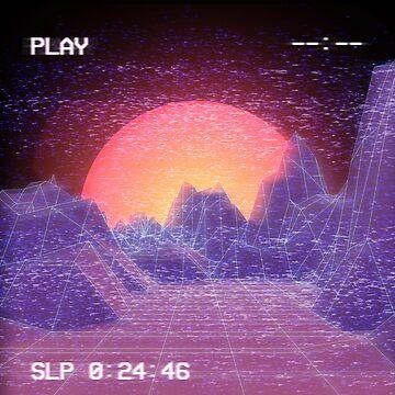 VHS Utopia by XOXOX