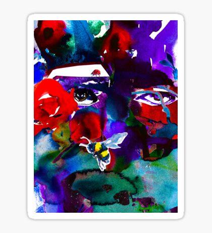 BAANTAL / Pollinate / Evolution #6 Glossy Sticker