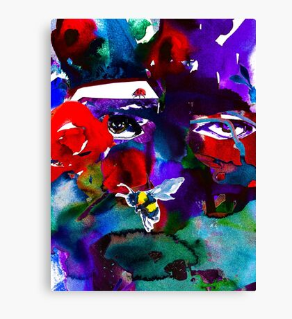 BAANTAL / Pollinate / Evolution #6 Canvas Print