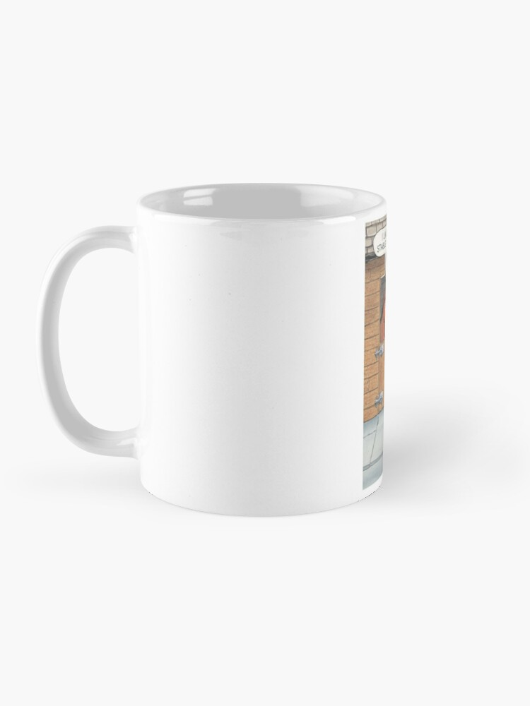 Alternate view of I Like Being in a Stable Relationship Mug