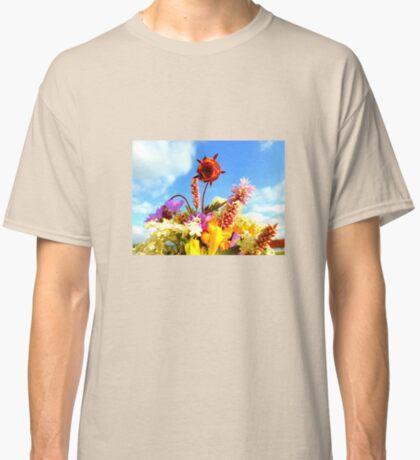 Wildflower Greetings Classic T-Shirt