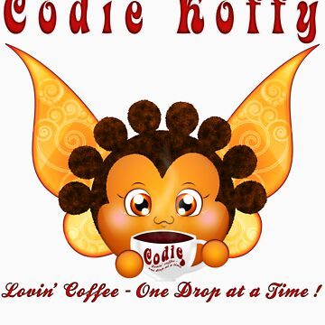 Cody Koffy - Lovin' Coffee, one drop at a time by ailime