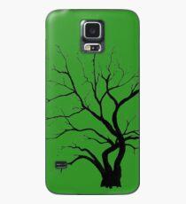 Black Ironwood Case/Skin for Samsung Galaxy