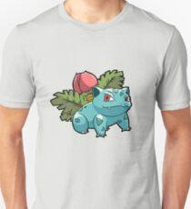 Ivysaur lvl 18 Unisex T-Shirt