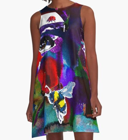 BAANTAL / Pollinate / Evolution #6 A-Line Dress