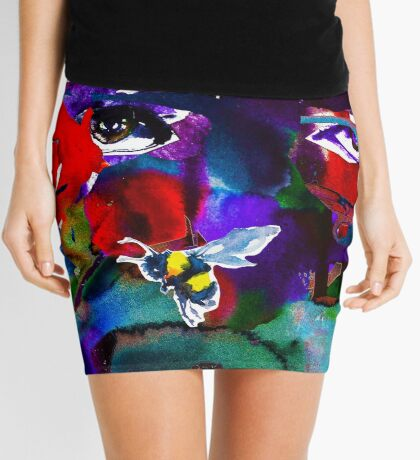 BAANTAL / Pollinate / Evolution #6 Mini Skirt