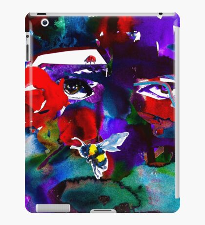 BAANTAL / Pollinate / Evolution #6 iPad Case/Skin