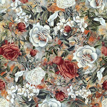 Fall Garden II by rizapeker